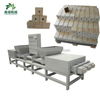 Wood Chips Block/wood Shaving Block Machine / Wood Pallet Block Production  Line - Buy Wood Chips Block/wood Shaving Block Machine,Wood Pallet Block