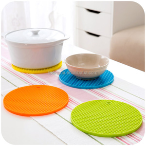 100% Food Grade Under Table Mat Silicone Baby Dining Table Mat, Silicone Kids Table Mats