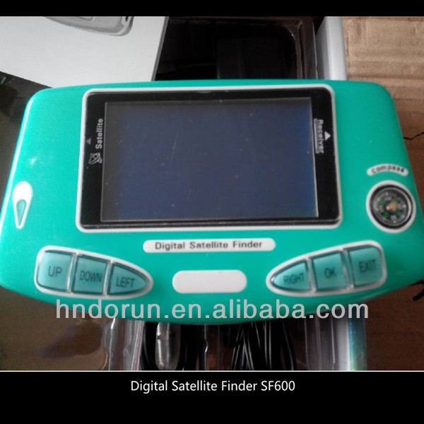 Digital Satellite Finder SF600