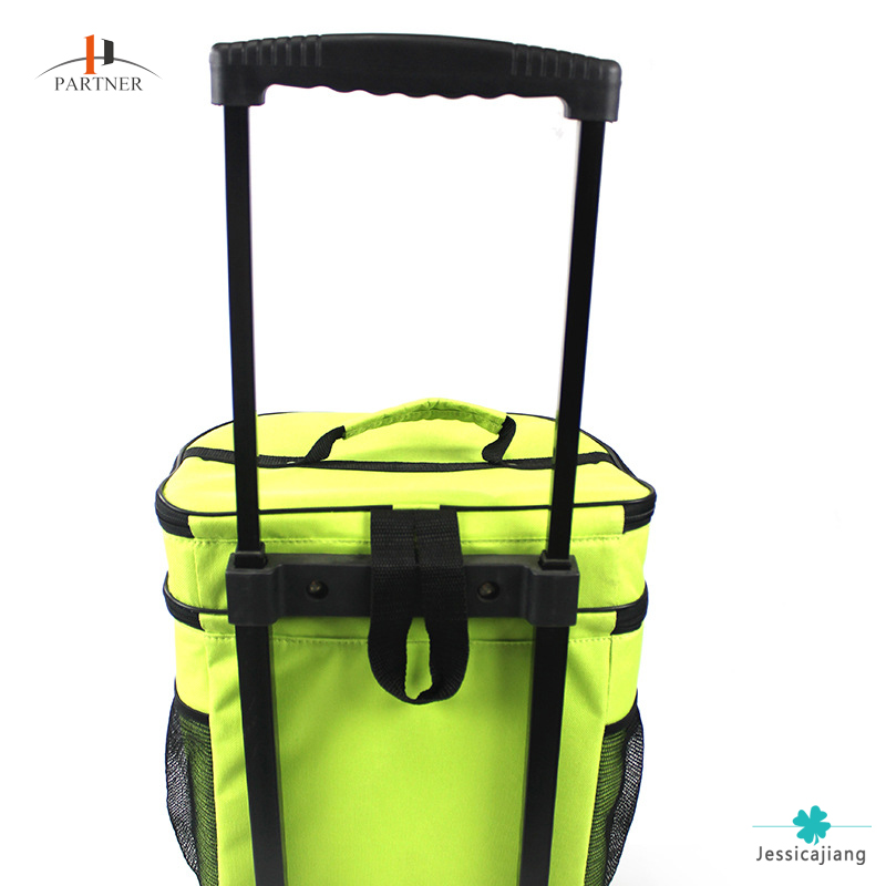 Wholesale Fashionable Disposable Ice Cooler Box / Trolley Fishing Cooler Box Insulated Ice Box/ Ice Cooler With Wheels