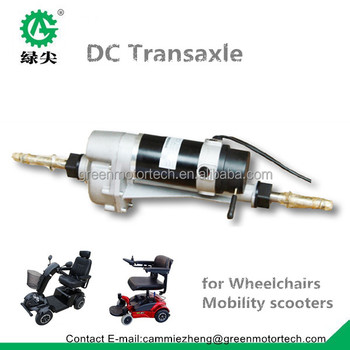 Electric scooter transaxle motor 24v motor transaxle for for Where can i buy a motor scooter