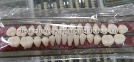 Dental Hot Seller Porcelain Teeth/ Porcelain Denture Teeth