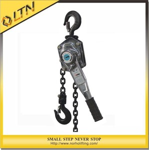 Global Export CE Approved 0.75T to 9T Lifting Equipment Manual Lever Hoist