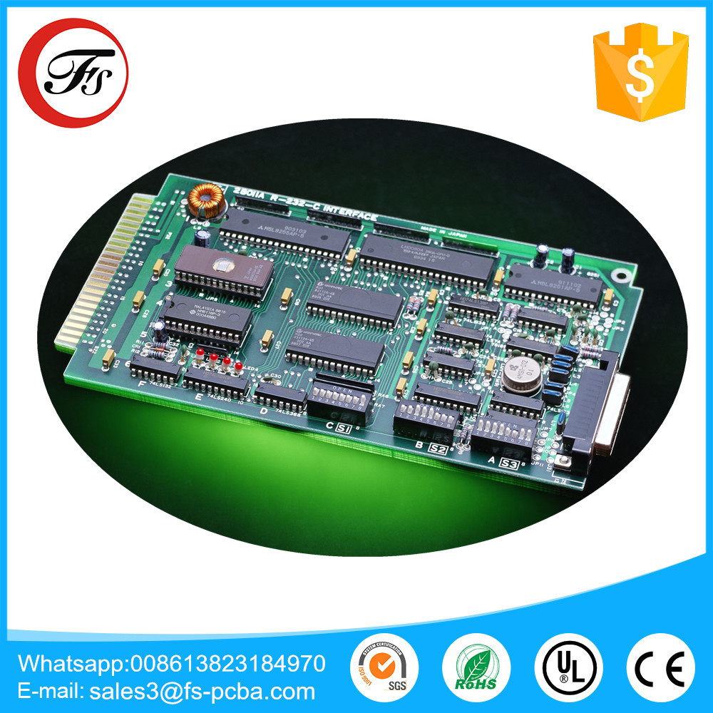 94v0 pcb board details,rgb led pcb board,screen printing electronic circuit pcb