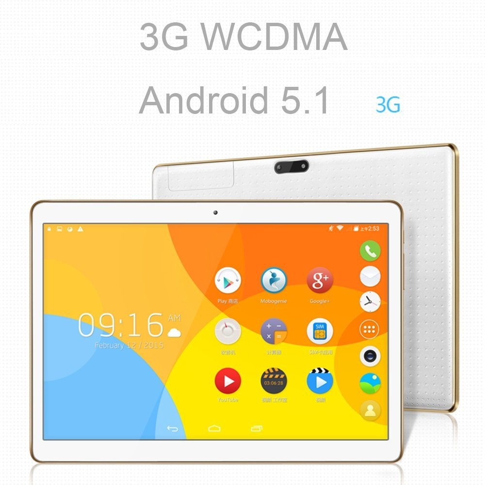9.6 inch best cheap tablet pc with android 5.1 os