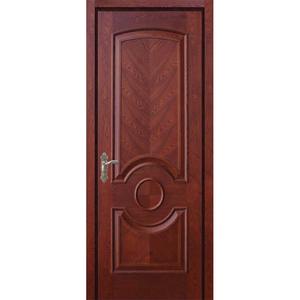Qatar solid wood door