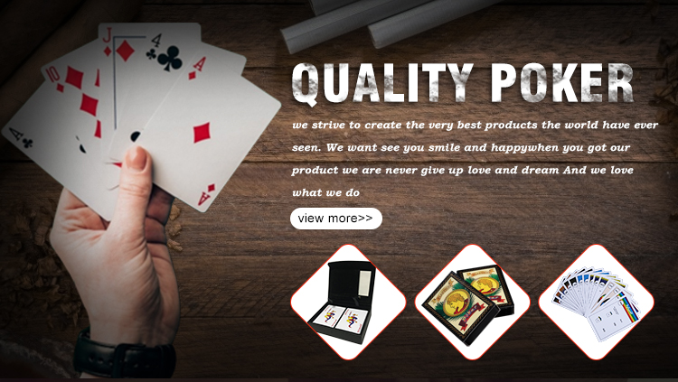 Wholesale Waterproof custom printing clay poker  chips set