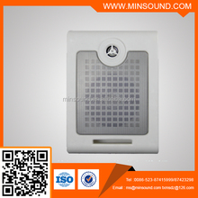 MS WS-628 pa system indoor wall hanging speaker box with high quality