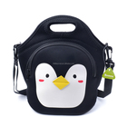 Custom Wholesale High Quality Personalized Outdoor Insulator Neoprene Cooler Animal Kid School Backpack with lunch bag box