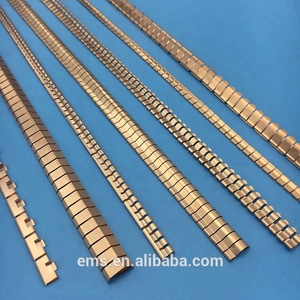 Becu fingerstock Metal Strips EMI/RF Shielding Gasket for cabinet and MRI room Beryllium copper finger stock