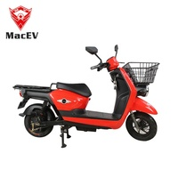 Delivery e bike citycoco electric scooter 2 wheel E motorcycle adult