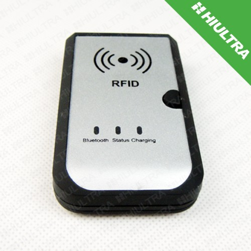 small size wireless NFC reader/writer with memory portable free SDK