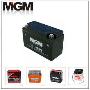 Manufactory The best quality A quality motorcycle battery mgm 12v 8ah motorcycle battery