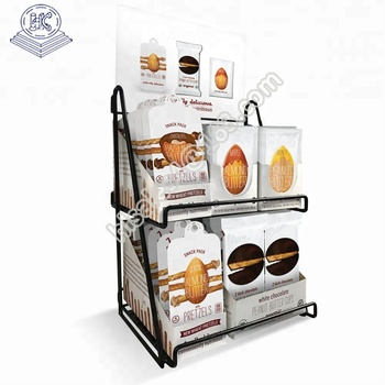 wholesale durable food display rack