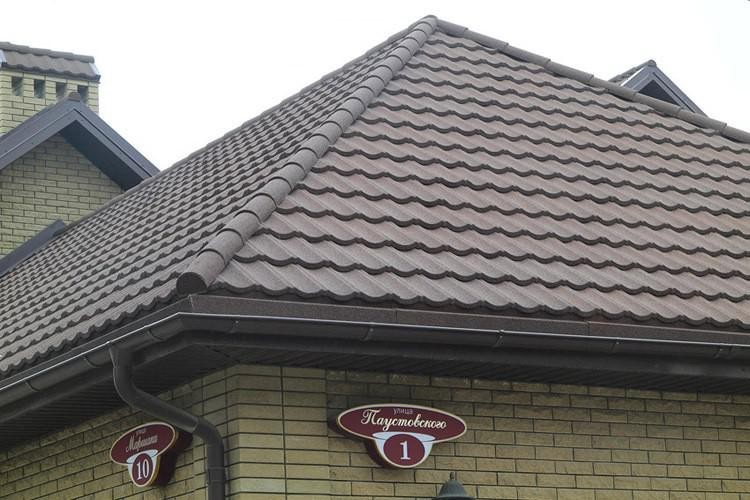 2016 metal roofing shingles low stone coated metal roof for Low cost roofing materials