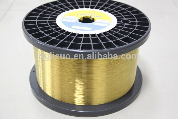Edm Brass Wire 0 25mm For Edm Wire Cut Machine Cheap Price
