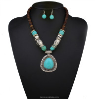 Fashion Vintage Dubai Turquoise jewelry NS9546