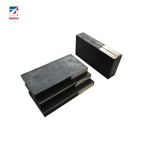 Non-Reinforced Elastomeric Rubber Buffer Bridge Bearing Pad