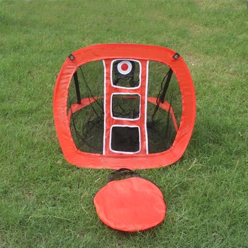 Outdoor/Indoor Pop Up Golf Chippen Netto