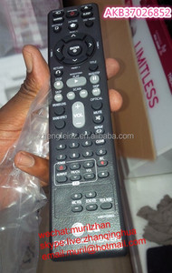 Black 53 Keys AKB37026852 REMOTE CONTROL for LG DVD HOME THEATER