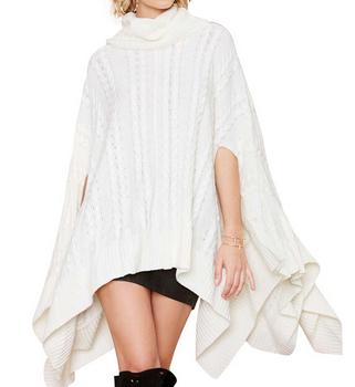 Ey0315s Korea Winter Fashion Free Knitting Patterns Pullover Poncho Sweater  Women 2015 - Buy High Quality Sweater Women 2015,Free Knitting Patterns