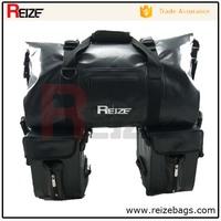 China Supplier OEM Waterproof PVC Tarpaulin Travel Bicycle Seat Rack Bag