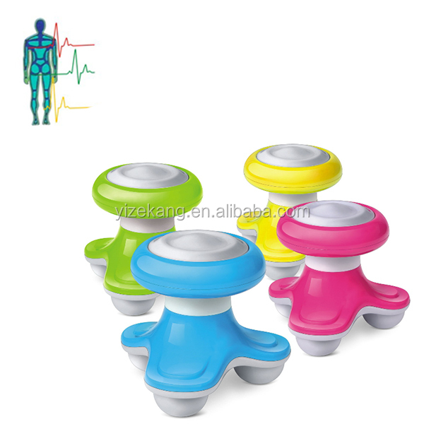 Good Gift Mini Handheld Vibrating Body Massager with Factory Price