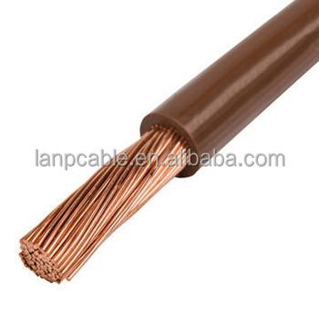 10mm2 Niedrige Kapazität Blanke Kupferdraht Erdung Elektrische Kabel ...
