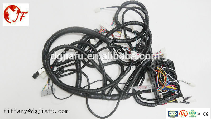 HTB1VEP3FVXXXXcPXVXXq6xXFXXXU g2 golf cart wiring diagram yamaha g gas golf cart wiring diagram wire harness assembly for a g2 golf cart at cos-gaming.co