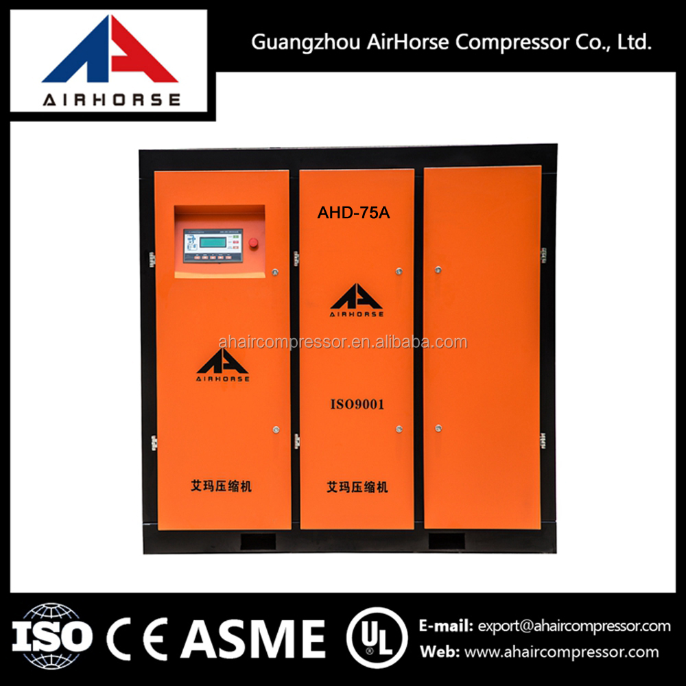 ISO&CE Certified Original Design VFC 0.8Mpa Screw Compressor