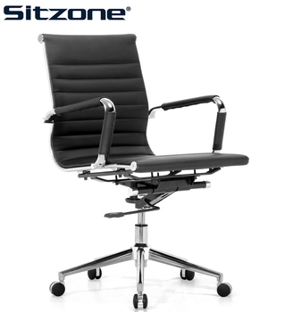 Fabulous Ch 021B Chair Office Leather Office Chair View Office Leather Chair Sitzone Product Details From Foshan Sitzone Furniture Co Ltd On Alibaba Com Machost Co Dining Chair Design Ideas Machostcouk