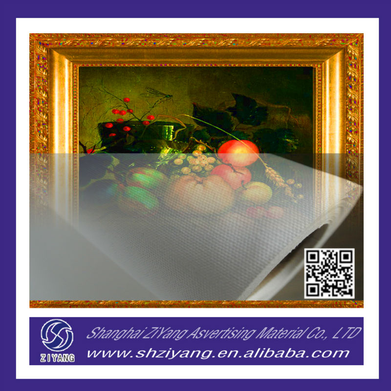 digital printing canvas/eco-solvent ink printing canvas