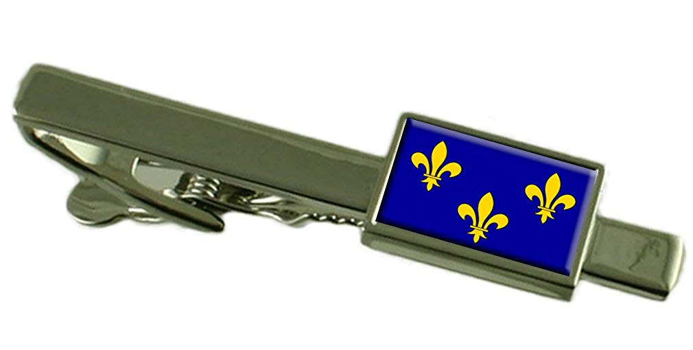 Languedoc Roussillon Province France Gold-tone Flag Cufflinks