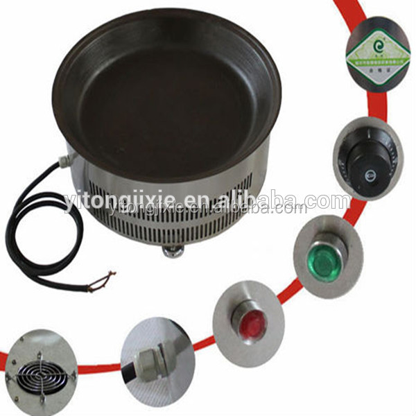 Multi-function electric frying pan parts