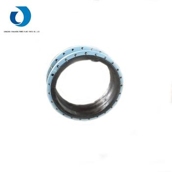 Factory direct sale soft connection single sphere rubber joint