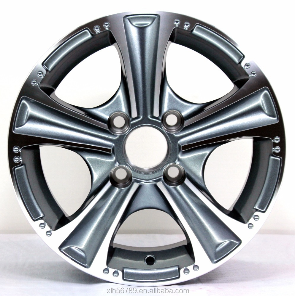 13 inch car rims For alcoa aluminum alloy truck car wheels rim 13*5.5