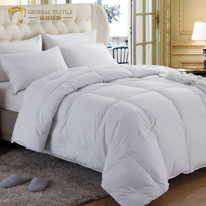 Best selling 40S Pure Turkish Cotton Bed Linen Microfiber Hotel Quilt