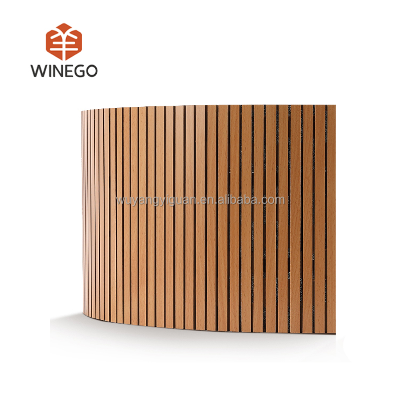 New Wood Curved Suspended Acoustic Ceiling Panel Made In Guangzhou China Buy Wood Curved Suspended Ceiling Acoustic Ceiling Panel Suspended Acoustic