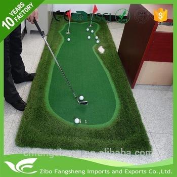 Indoor Outdoor Mini Golf Putting Green Mat - Buy Golf Green Mower ...