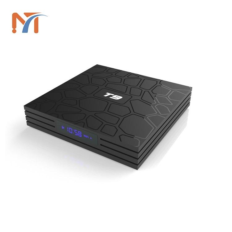 Novo Projeto de TV Dongle iptv Mini PC Amlogic Octa Núcleo 2 S912 GB GB Fogo Vara Android 7.1 H96 8 pro Mini PC