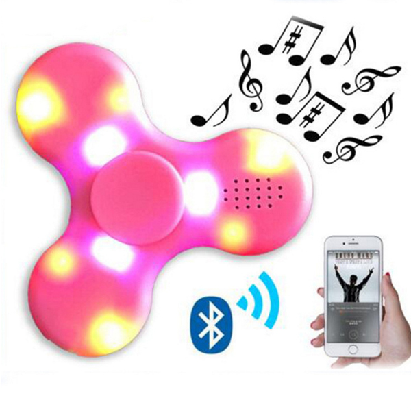 Popular for 2017 precision bluetooth speaker rating vision spinner ii music spinner for all wholesales