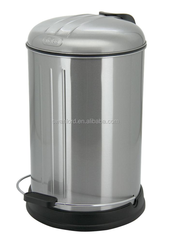 12l Urise Patented Own Design Retro Dustbin Kitchen Recycle Bin - Buy  Kitchen Recycling,Kitchen Recycle Bin,Retro Kitchen Recycle Bin Product on  ...