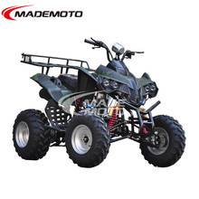 110cc quad bike with reverse with Rear carrier/ remote control