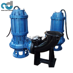 BK11B best 1.5 inch 2 inch 15hp 20hp electric submersible sewage mud water pump brand