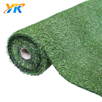 Green Turf Synthetic Grass for Garden and Landscaping