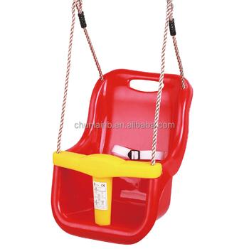 Indoor And Outdoor Plastic Baby Seat - Buy Baby Seat,Plastic Swing ...