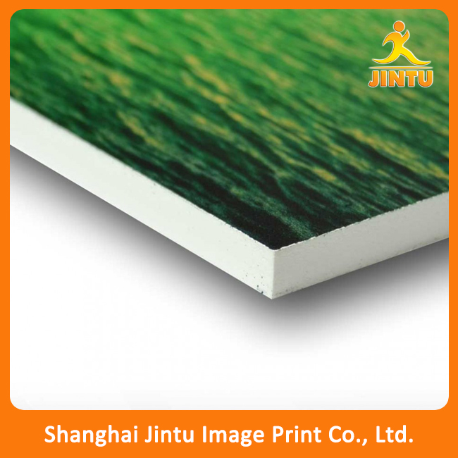 Hot sale 2mm pvc forex foam board sign for indoor outdoor ads