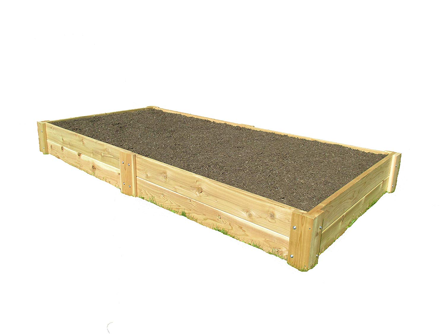"Raised Bed Garden Kit 4'x8'x11"" by Infinite Cedar"