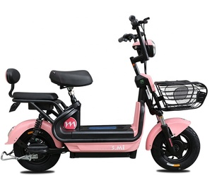 350w 2 Wheel Mobility Scooter Electrical Moped For Adult