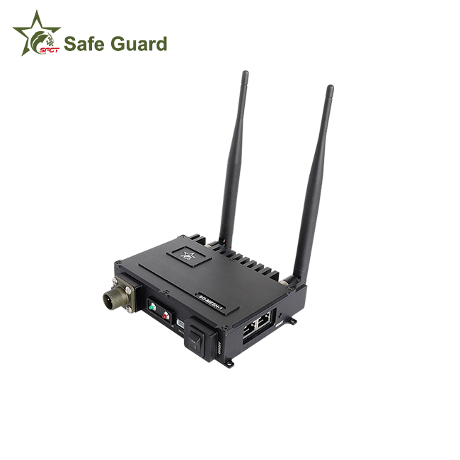Military Video Radio Communication Wireless Repeater